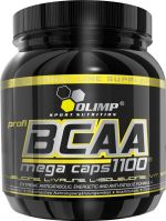 BCAA MEGA CAPS - 30 капсули