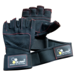 "TRAINING GLOVES ""RAPTOR"" BLACK"