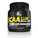 BCAA MEGA CAPS - 300 капсули