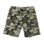 GASP surf shorts - camoprint