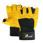 "TRAINIG GLOVES ""RAPTOR"" YELOW"