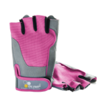 FITNESS ONE GLOVES - pink